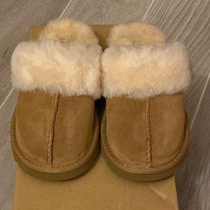 UggAustralia Kid's Cozy Slipper Shoe